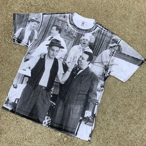Vintage 90's Honeymooners All Over Print T Shirt